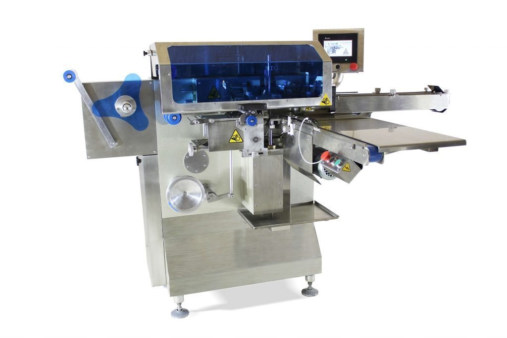 chocolate wrapping machine