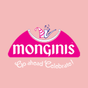 Monginis go ahead celebrate