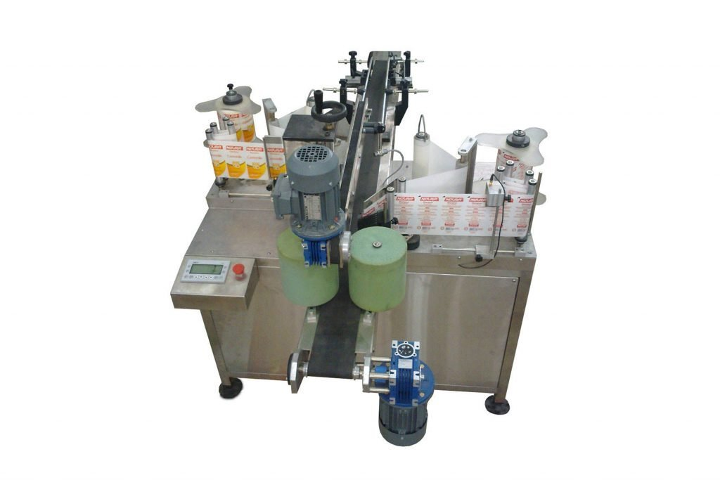 Double Face labeling Machine