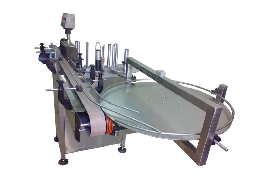 LM-R160 Circular labelling Machine