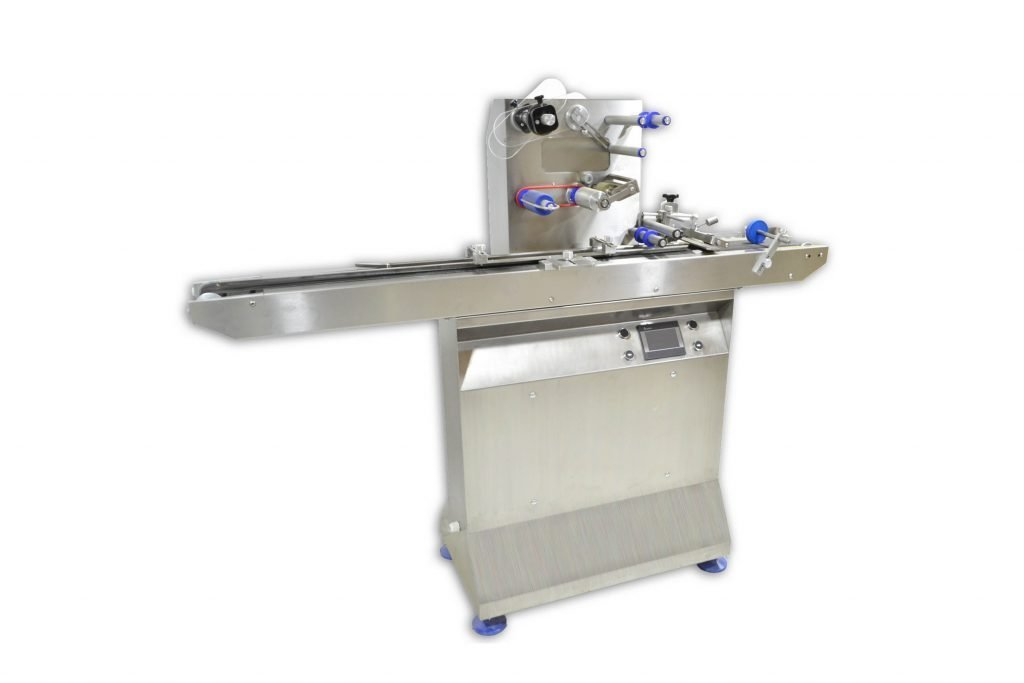 chocolate face labeling Machine